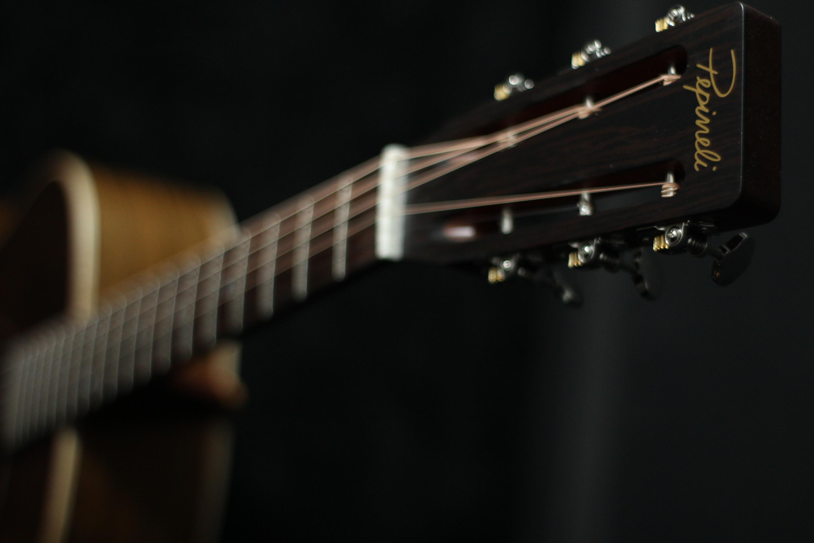 Pepineli Luthier comprar um violão Folk São Paulo